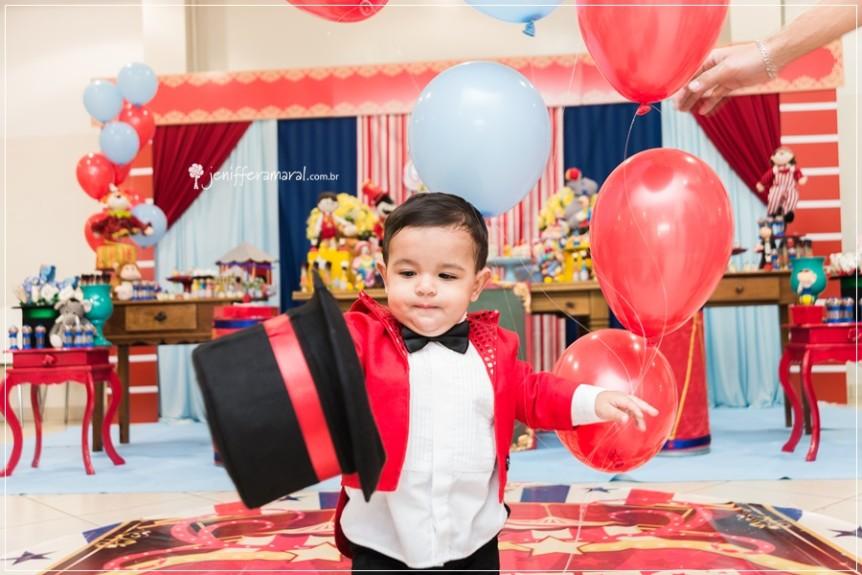 { Celebrando o 1º aninho do Vinicius } www.jenifferamaral.com.br